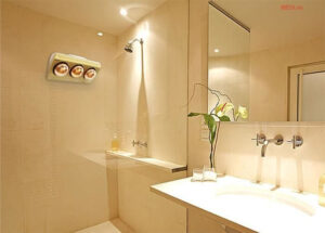 Why are Heat Lamps in Bathrooms?